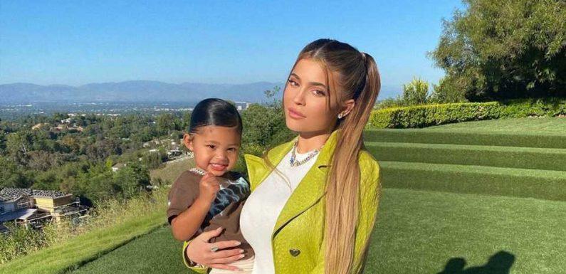 Streng geheim: Kylies Tochter (3) arbeitet an eigenem Label
