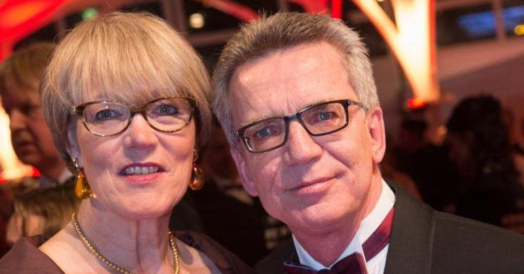 Thomas de Maizière privat: Nach Bundestags-Aus! Das macht der Ex-Innenminister heute