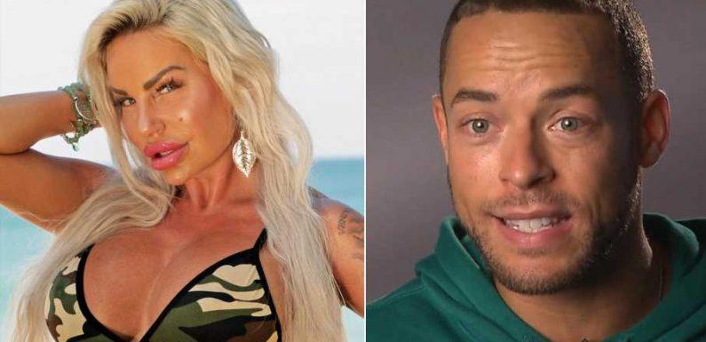 """Tränen-Drama bei """"Kampf der Realitystars"""": Hat Andrej Mangold mit Gina-Lisa Lohfink geflirtet, oder nicht?"""