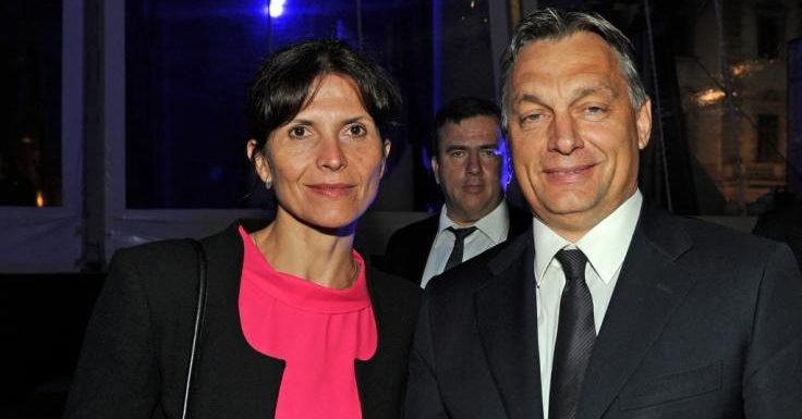 Viktor Orbán privat: Frau, Kinder und Fußball! Das sind seine privaten Leidenschaften