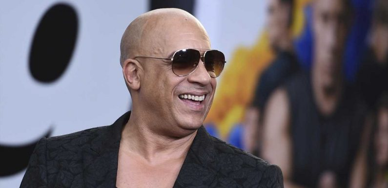 Vin Diesel: Action-Star hat ein super weiches Papa-Herz
