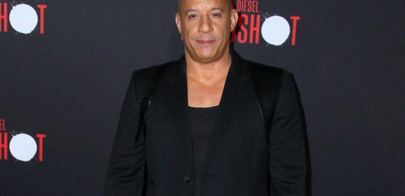 Vin Diesel: Die Angst zu versagen ist sein Antrieb