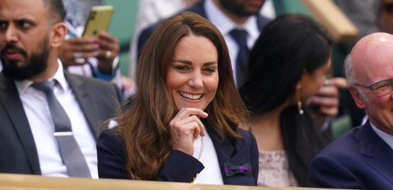 Wenige Tage nach Wimbledon-Besuch: Herzogin Kate ist in Quarantäne