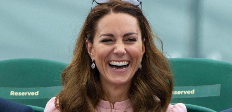Wieder schwanger? Herzogin Kates Geste beim EM-Finale löst Baby-Gerüchte aus