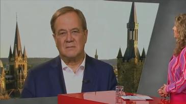 Wirbel um #JungeFrau: Armin Laschet reagiert auf Vorwürfe