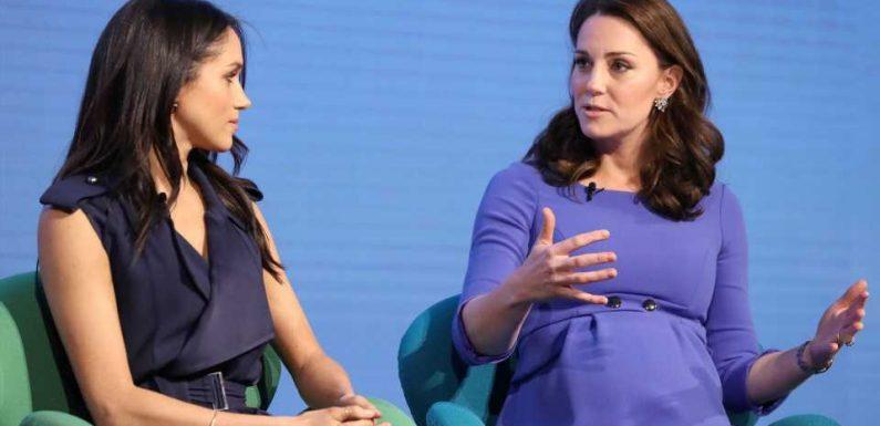 """""""Aus Respekt"""": Darum fehlten Meghan und Kate bei Diana-Event"""