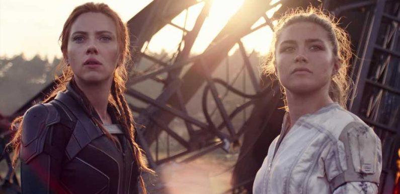 """""""Black Widow"""": Mega-Frauenpower in knallengen Superheldinnen-Anzügen"""