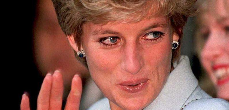 """""""Genoss Aufmerksamkeit"""": War Dianas Schüchternheit gespielt?"""