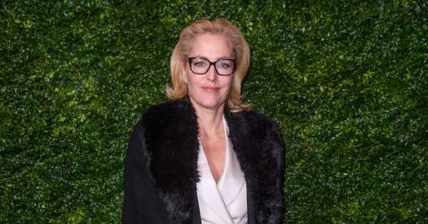 """""""Verdammt unbequem"""": Gillian Anderson will keinen BH mehr tragen"""