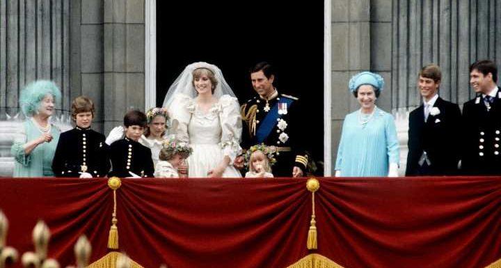 40 Jahre später: Das ist aus Prinzessin Dianas Brautjungfern geworden