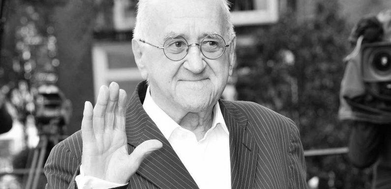 Alfred Biolek (†87): Fans konnten jetzt an seiner Urne Abschied nehmen