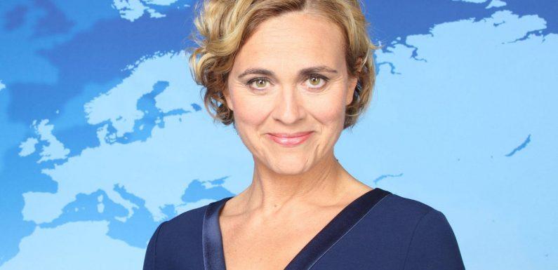 """Caren Miosga: Mit """"Ihr Trottel"""" verabschiedet sie sich aus ARD-Talkshow"""