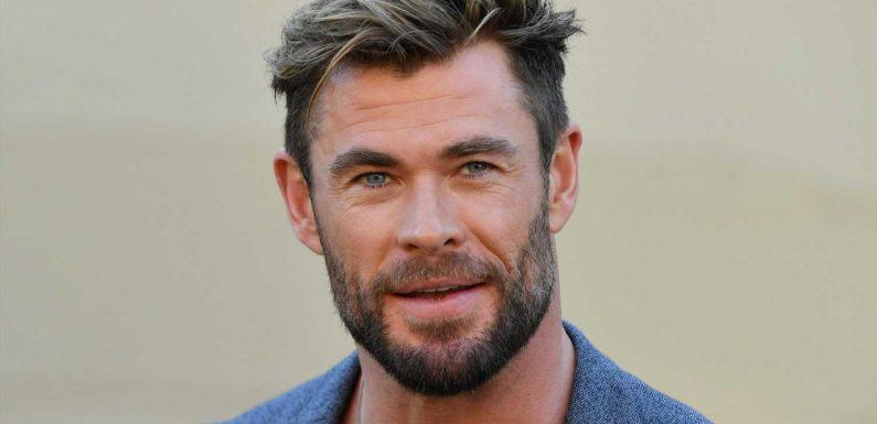 Chris Hemsworth feiert 38. Geburtstag mit Tortenkreation seiner Kinder