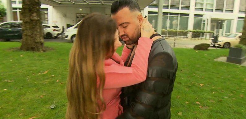 """Cosimo Citiolo: """"Kampf der Realitystars""""-Teilnehmer zeigt exklusiv zum ersten Mal seine Freundin"""