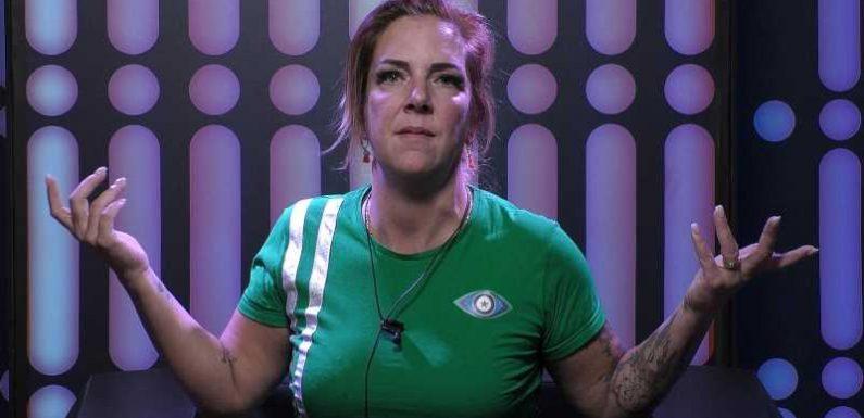 Daniela Büchner: Heftiger Ausraster in der Raumstation!   InTouch