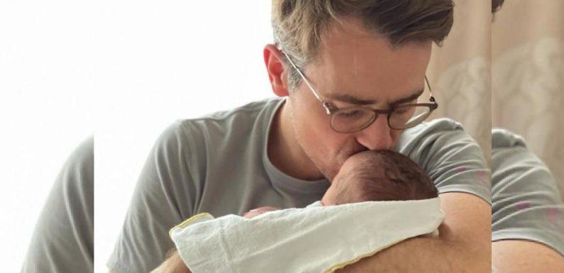 Dr. Johannes Wimmer und Ehefrau Clara im Babyglück! Töchterchen ist endlich da