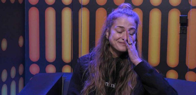 "Freiwilliger Exit: Mimi Gwozdz verlässt ""Promi Big Brother"""