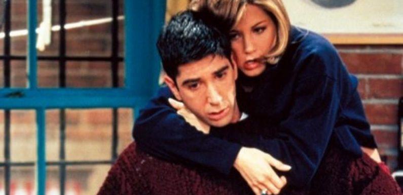 Jennifer Aniston: Datet sie David Schwimmer?