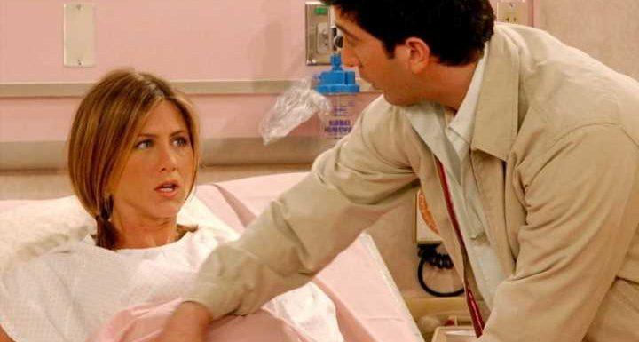 """Jennifer Aniston und David Schwimmer: Rachel und Ross mehr als nur """"Friends""""?"""