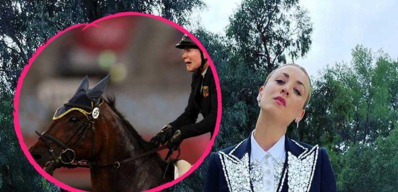 Kaley Cuoco möchte Annika Schleus Olympia-Pferd retten!