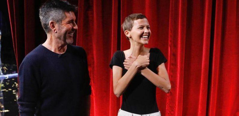 "Krebskranke ""America's Got Talent""-Kandidatin rührt Juror Simon Cowell zu Tränen"