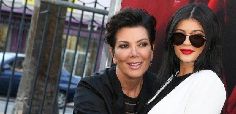 Kris Jenner war skeptisch gegenüber Kylies zweiter Schwangerschaft