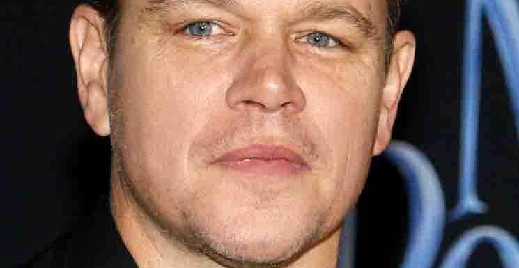 Matt Damon freut sich über ihr Glück