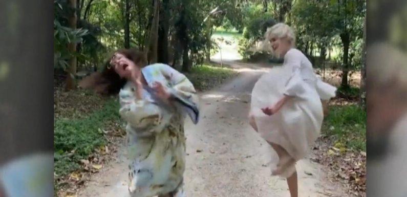 Nicole Kidman haut Melissa McCarthy aus den Schlappen