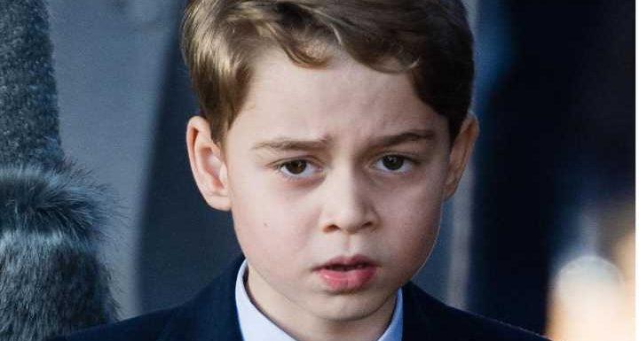 Prinz George: Gewusst? Er hat eine Schulkameradin aus royalen Kreisen
