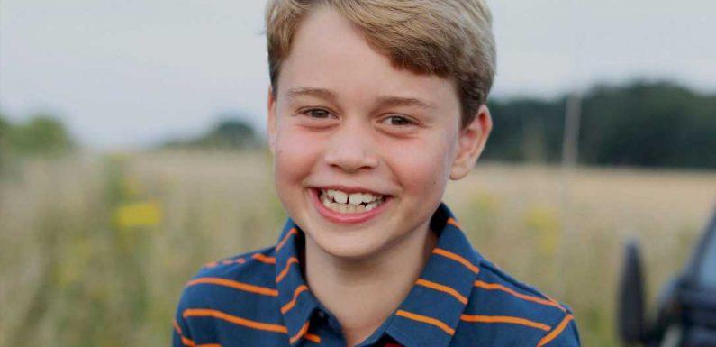 Prinz George freut sich: Mit dieser royalen Verwandten drückt er die Schulbank