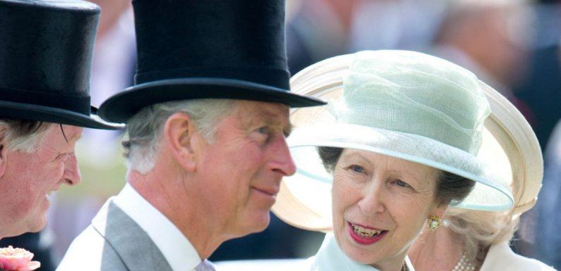 Prinzessin Anne: Prinz Charles gratuliert auf besondere Weise