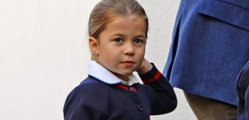 Prinzessin Charlotte kann viel von Cousine Lady Louise lernen