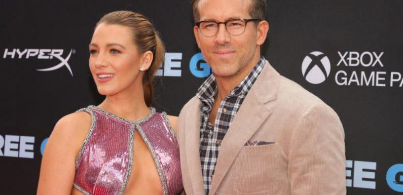 Ryan Reynolds: Blake war ein großer Einfluss