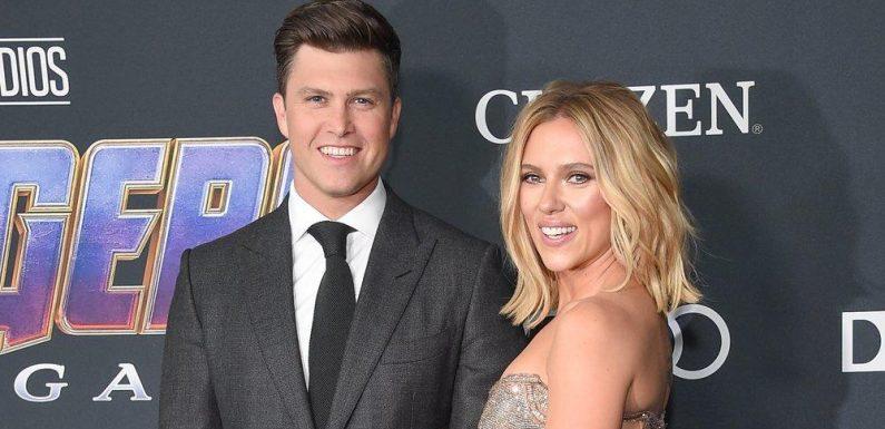 Scarlett Johansson und Colin Jost: Ihr Baby ist da!