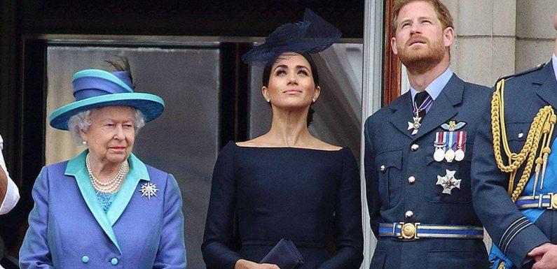 Sind Prinz Harry und Herzogin Meghan von der Queen enttäuscht?