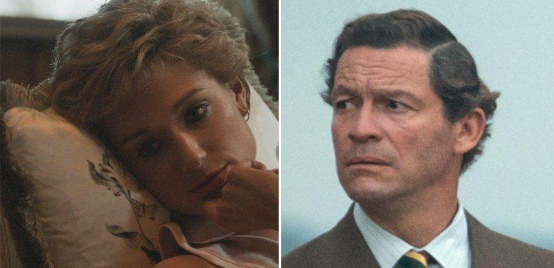 """""""The Crown"""": So sehen Charles und Diana in Staffel fünf aus"""