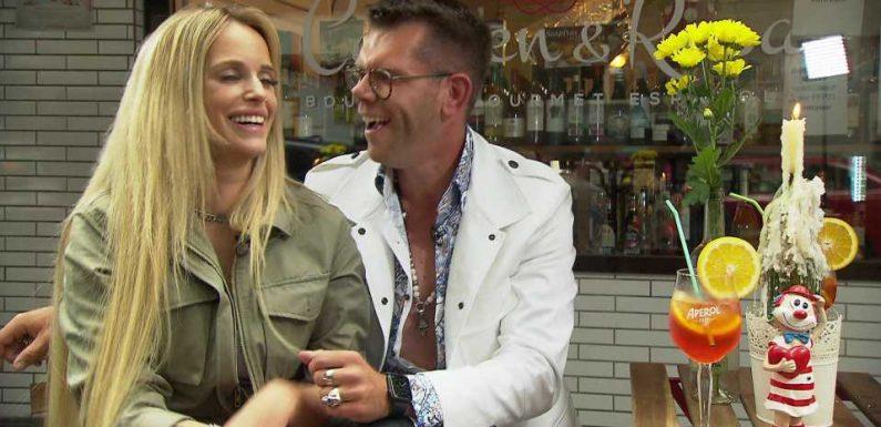 """""""Traumfrau gesucht""""-Star Dennis Schick stellt uns seine Freundin Jenny vor"""