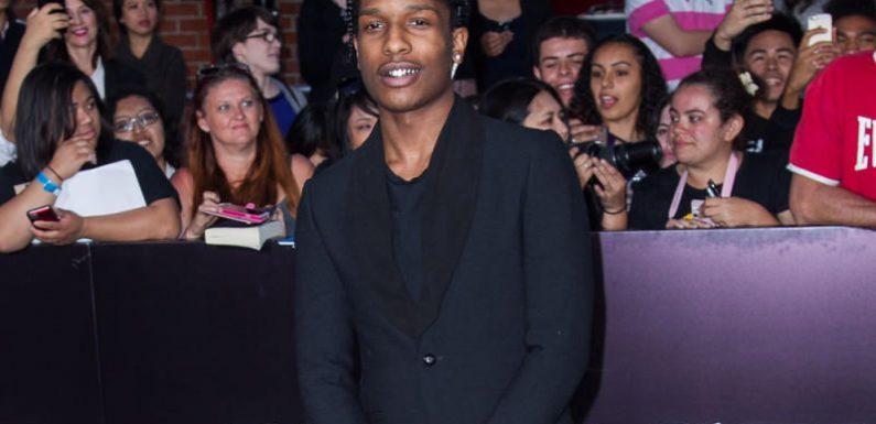 A$AP Rocky kündigt adidas x Prada-Kollaboration an