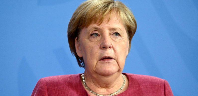 Angela Merkel: Schwerer Schlag! Ihr Glück liegt in Scherben   InTouch