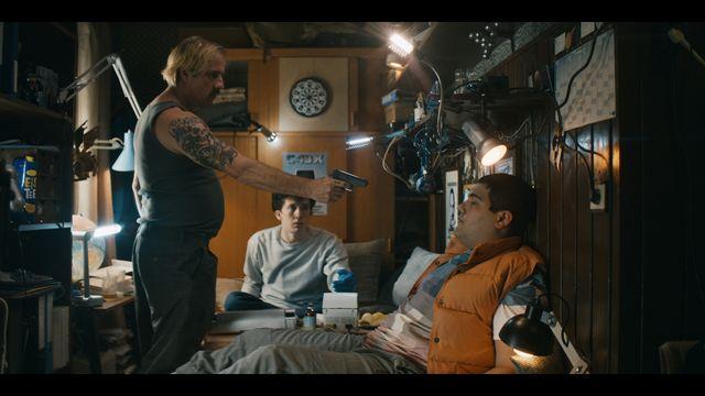 Bjarne Mädel dreht Gangster-Film für Netflix