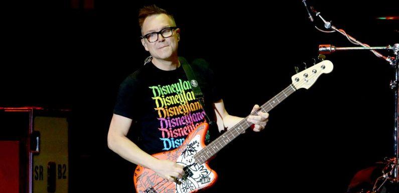 """Blink-182-Sänger Mark Hoppus hat Therapie hinter sich: """"Bin krebsfrei"""""""