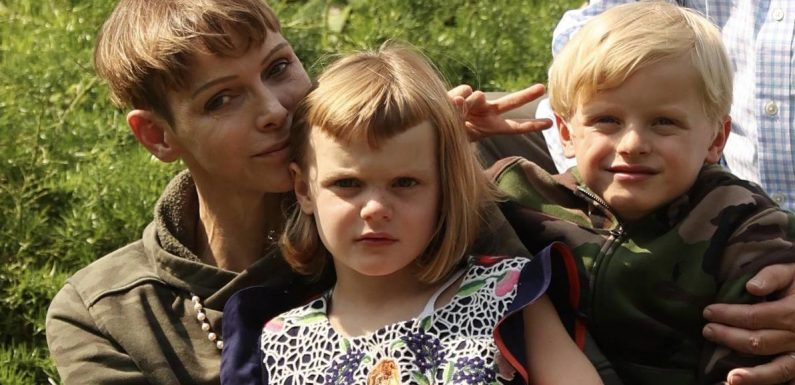 Charlène von Monaco: Ihre Tochter Gabriella sitzt im Rollstuhl
