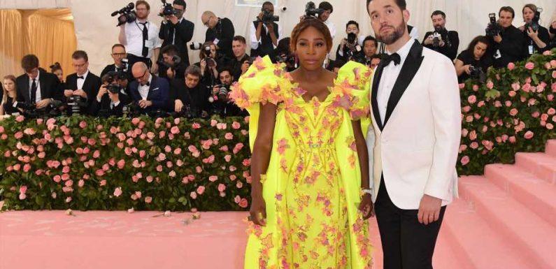 Ehe mit Alexis: Serena Williams gibt private Details preis