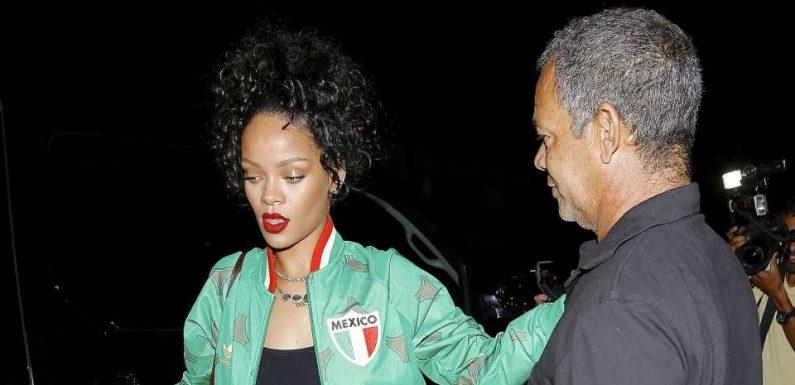 Einig ohne Richter: Rihanna lässt Klage gegen Vater fallen