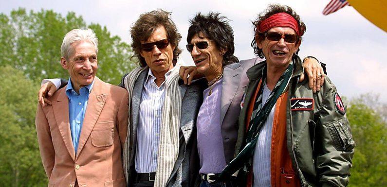 Er starb vor wenigen Wochen: Rolling Stones widmen Charlie Watts Konzert