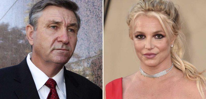Er will 2 Millionen Dollar: Vater Jamie Spears erpresst Britney Spears mit Vormundschaft