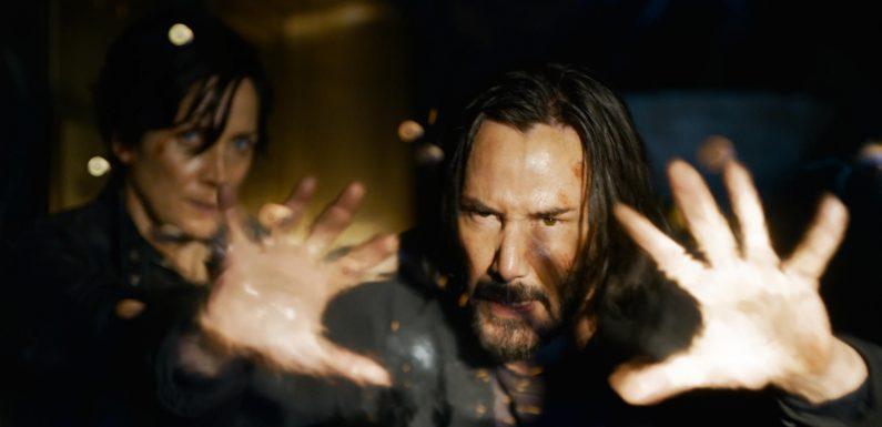 """Erster Filmtrailer zu """"Matrix 4"""" veröffentlicht"""