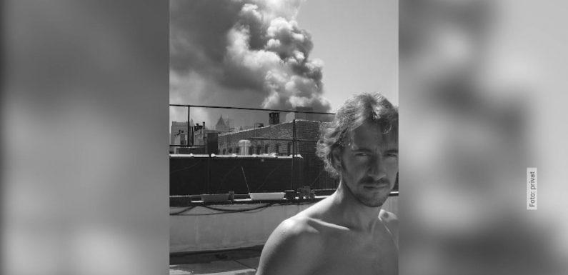 """Ex-""""GNTM""""-Juror Thomas Hayo: So hat er 9/11 damals mitten in New York erlebt"""
