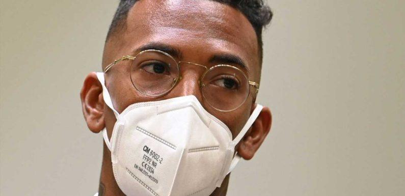 Freundin geschlagen: 1,8 Mio. Euro Strafe für Boateng