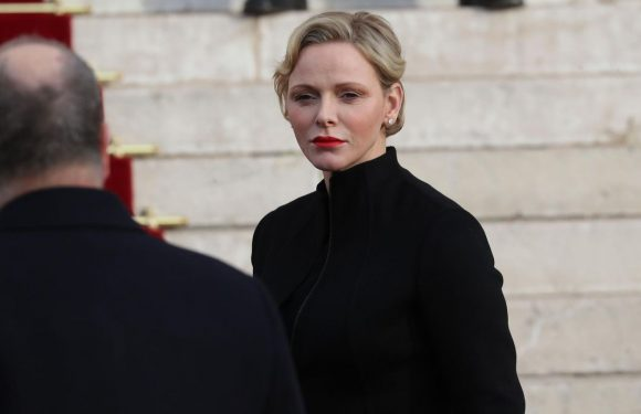 Fürstin Charlène: Schafft sie es, Fürst Alberts uneheliche Kinder zu akzeptieren?